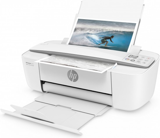 HP Unveils The World's Smallest All-In-One Printer, DeskJet 3700